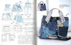 модели джинсовых сумок фото с выкройкой: 13 тыс изображений найдено в Яндекс.Картинках