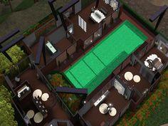 Pralinesims' Design Abode X