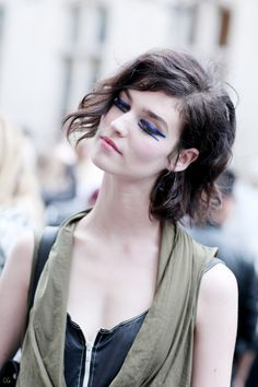 Manon Leloup by Claire Guillon - CGstreetstyle