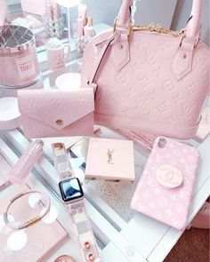 Staying at home should be enjoyable despite the weather outside Luxury Purses, Luxury Bags, Cute Pink, Pretty In Pink, Pink Fashion, Fashion Bags, Tout Rose, Baby Pink Aesthetic, Pink Room