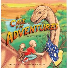 """A Case for Adventures"" is the heartening story of how George, a child cancer patient, embarks on wonderful journeys inspired by magical pillowcases."