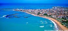 Maceió, o chamado paraíso das águas (www.zupper.com.br)