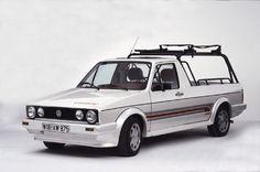 Der Volkswagen Caddy 1