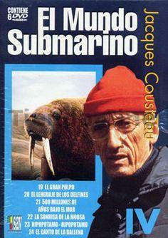 El mundo submarino de Jacques Cousteau  The Undersea World of Jacques Cousteau