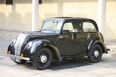 1947 Morris 8 ..... My 1st car :-) .....fred67.com/library .....