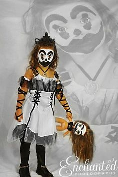 Insane Clown Posse kid is going to need a LOT of therapy someday