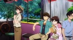 Magic Kaito Magic Kaito, Conan, Detective, Kids, Young Children, Boys, Children, Boy Babies, Child