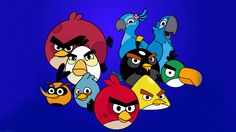 Download Angry Birds Wallpaper