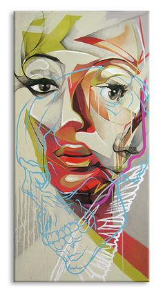 Multifaceted - Danny O'Connor (DOC) by Art By Doc, via Flickr
