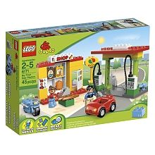 LEGO - Duplo - My First Gas Station (6171)