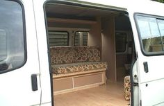 DIY Van Conversions | The DIY Self Build Camper Van Conversion Blog