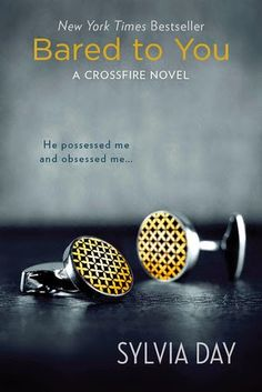 The Book Worm: The CROSSFIRE Series by Sylvia Day