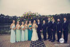 Amanda and Andy's Wedding - Raleigh, NC - Warren McCormack Photography - Raleigh Wedding Photographer