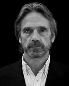 Jeremy Irons @Emily Schoenfeld this is the actor I think should play Halt from Ranger's Apprentice.