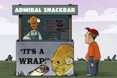 «It's a wrap»