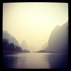 CHINA: Cruise on Li River