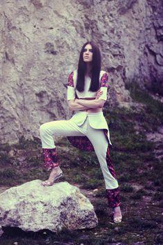 Model: Wiola Bartosz | A S managementClothes: Żaneta Uba | Żaneta Uba-fashion, film