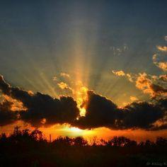 Beautiful Texas Sunset