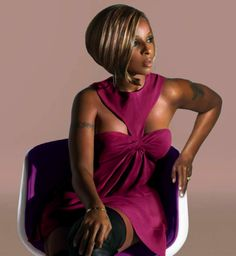 mary j blige   Mary J. Blige who took a little time off from the music scene is ...