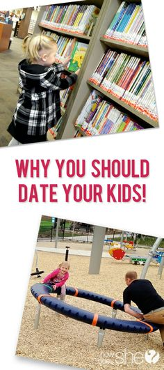 Why you should date your kids... 50 date ideas!  #howdoesshe #dateyourkids #family #kiddates #parentkidactivities howdoesshe.com