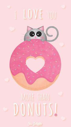 Donuts Cat