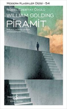 Beautiful Turkish Edition of 'The Pyramids' by William Golding New People, William Golding, Book Worms, My Books, Literature, Reading, Modern, Turkish Language, Beautiful