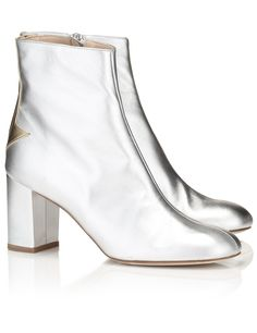 Silver Lining Ankle Boots   Camilla Elphick   Avenue32