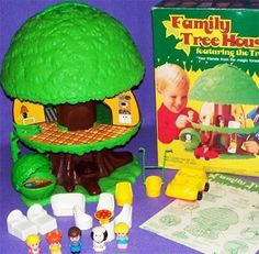 Tree Tots Tree House