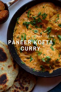 Paneer kofta Curry cooked in Appe pan. Indian cooking at its best!