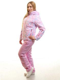 Женский утепленный костюм с прострочкой, артикул: AS8-SKVE-2782