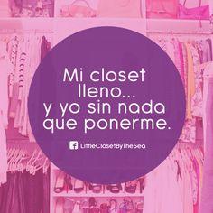 Frases de moda Little Closet #amolittlecloset #moda #vestidosincreibles
