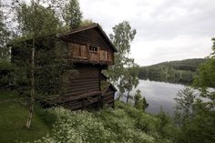 http://www.dvgl.no/en/locations/bjoernsgard/ Bjørnsgard is situated at the northern end of Bogstadvannet lake, about 20 minutes by car from the centre of Oslo in Norway. - From THE ESSENCE OF THE GOOD LIFE™ - http://www.pinterest.com/LeneGede/