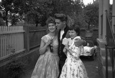 "My friend, the ""King"" Elvis lives - in Friedberg  Germany:  