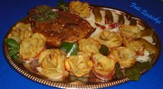 Hungarian Recipes, Artichoke, Shrimp, Muffin, Food And Drink, Bacon, Pizza, Cooking Recipes, Beef