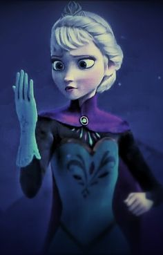 """""""Well now they Know..."""" • Elsa Disney Frozen"""