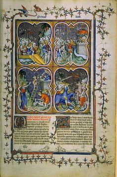 Monarchs and Monasteries - Creating French Culture   Exhibitions - Library of Congress