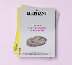 Elephant Magazine, Issue 20 on Behance