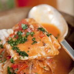 Looking for something a little different, try this Brazilian Fish Stew.