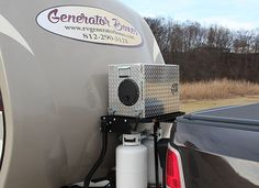 Travel Trailer Generator Box | Lawrenceburg | Generator Boxes