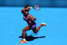 Serena Williams vs. Edina Gallovits-Hall