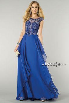 Alyce Paris | Prom Dress Style #6444  | Spring  2015