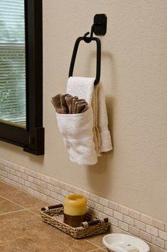 Howto Fold Towel Pockets  Towels Fold Towels And Bath Best Bathroom Towel Folding Designs Inspiration Design