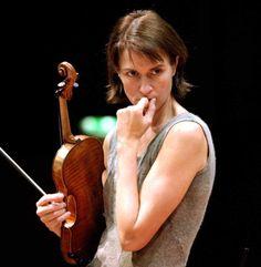 Viktoria Mullova (am I mistaken or wasn't she married to Claudio Abbado?)