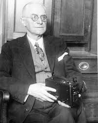 George Eastman was an American innovator and entrepreneur who founded the Eastman Kodak Company and invented roll film, helping to bring photography to the mainstream.