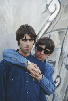 Liam and Noel; maybe not given recent circumstances haha Great Bands, Cool Bands, Liam Gallagher Noel Gallagher, Liam And Noel, Oasis Band, El Rock And Roll, Indie Boy, Britpop, Music Is Life