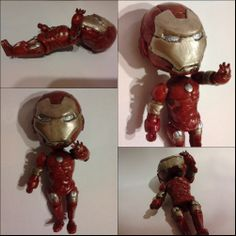 Iron Man, modelina