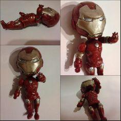 Iron Man, modelina