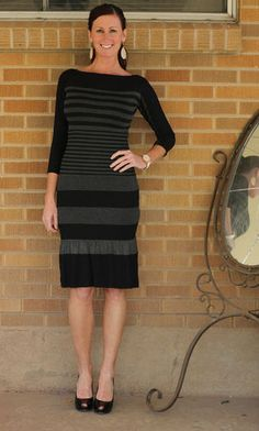 NWT Anthropologie Sorted Stripes Dress Bailey 44 s $178 Sold Out   eBay #bailey44