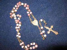 antiguo rosario perteneciente a santa - Buscar con Google