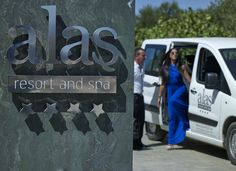 #AlasResort can arrange for your daily excursions by private luxury van!